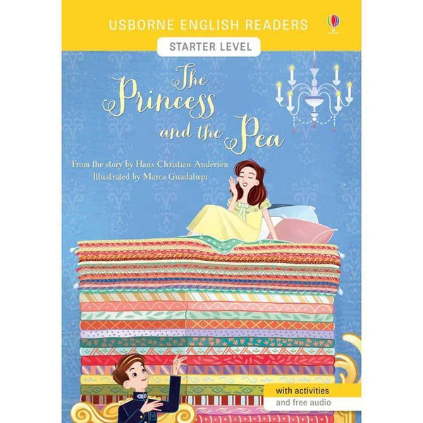 Princess and the Pea, The (with Audio QR Code)