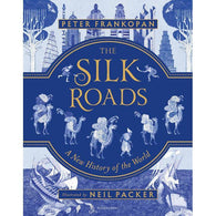 The Silk Roads A New History of the World Illustrated Edition-BuyBookBook