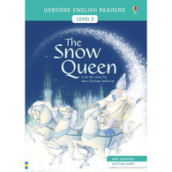Snow Queen, The (with Audio QR Code)-BuyBookBook