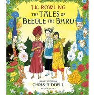 Tales of Beedle the Bard Illustrated Edition (Hardback)-BuyBookBook