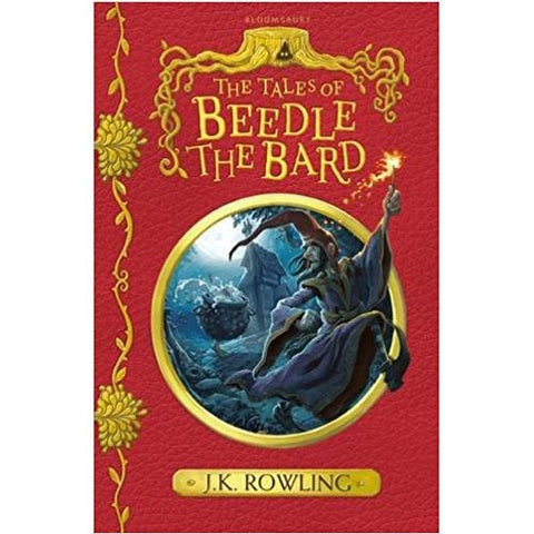The Tales of Beedle the Bard-BuyBookBook