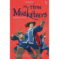 Three Musketeers, The (Graphic Novel)-BuyBookBook