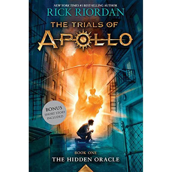 The Trials of Apollo Collection (3 Book)-BuyBookBook