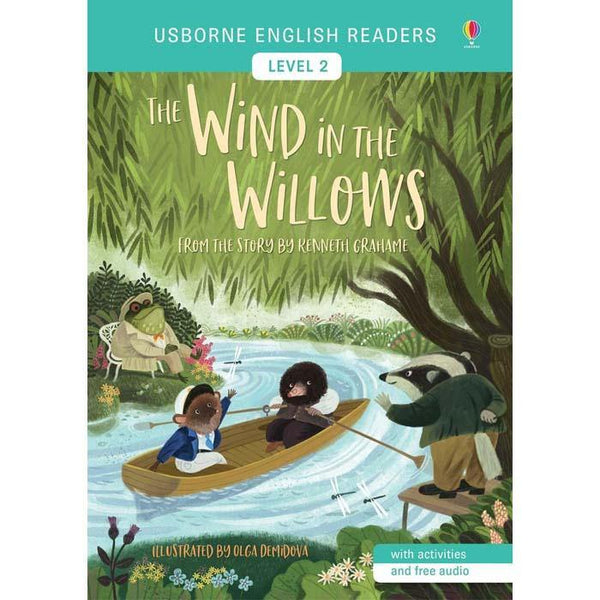Wind in the Willows, The (with Audio QR Code)