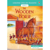 Usborne English Readers (L2) The Wooden Horse (QR Code)-BuyBookBook