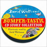 The World of David Walliams Bumper-tastic CD Story Collection (27 CD)-BuyBookBook