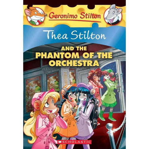 Thea Stilton #29 and The Phantom Of The Orchestra-BuyBookBook