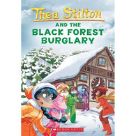 Thea Stilton #30 and the Black Forest Burglary-BuyBookBook