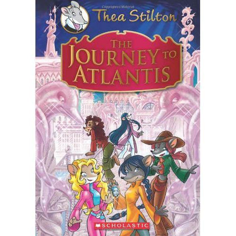 Thea Stilton Special Edition #01 The Journey to Atlantis-BuyBookBook