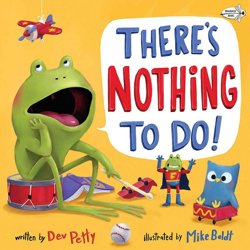 There's Nothing to Do!-BuyBookBook