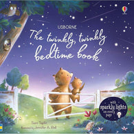 The twinkly twinkly Bedtime book (with Sparkly Lights)-BuyBookBook