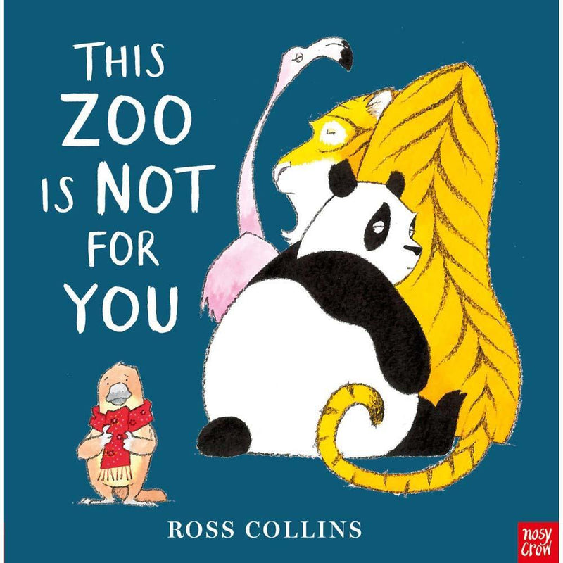 This Zoo is Not for You (Paperback with QR Code)(Nosy Crow)-BuyBookBook