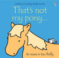 That's Not My Pony...-BuyBookBook