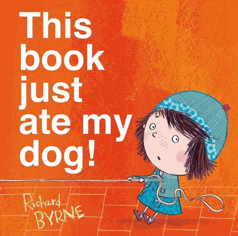 This book just ate my dog! (Hardcover)-BuyBookBook