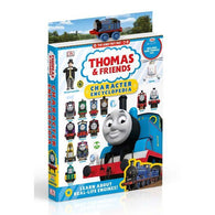 Thomas & Friends Character Encyclopedia (Hardback with Mini Toy)-BuyBookBook