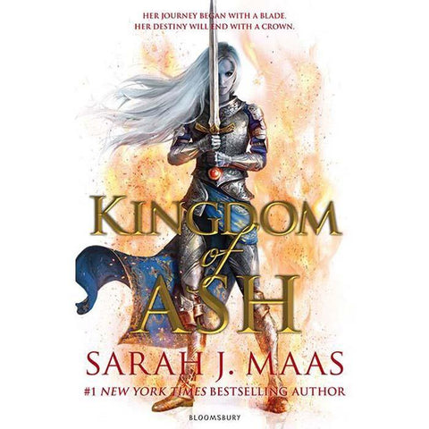 Throne of Glass, The #7 Kingdom of Ash-BuyBookBook