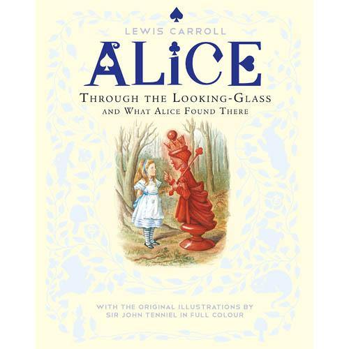 Through the Looking-Glass and What Alice Found There-BuyBookBook