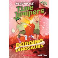 Time Jumpers #04 Dodging Dinosaurs-BuyBookBook