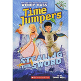 Time Jumpers #01 Stealing the Sword (Branches)-BuyBookBook