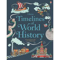 Timelines of World History (Hardback)-BuyBookBook
