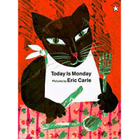 Today Is Monday (Eric Carle)-BuyBookBook