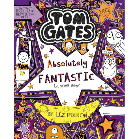 Tom Gates #05 is Absolutely Fantastic (at some things)-BuyBookBook