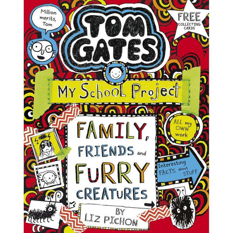 Tom Gates #12 Family, Friends and Furry Creatures-BuyBookBook
