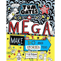 Tom Gates #16 Mega Make and Do and Stories Too!-BuyBookBook