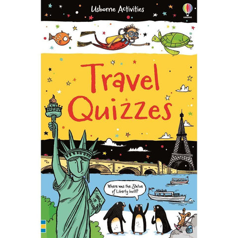Travel Quizzes-BuyBookBook