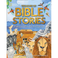Treasury of Bible Stories (Hardback)-BuyBookBook