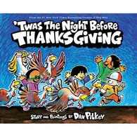 'Twas the Night Before Thanksgiving (Hardback)-BuyBookBook