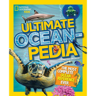 Ultimate Oceanpedia (Hardback)-BuyBookBook