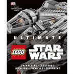 Ultimate LEGO Star Wars (includes 2 Exclusive prints)-BuyBookBook