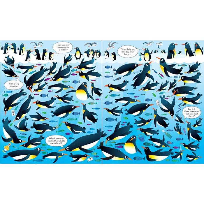 Under the Sea Picture Puzzle Book-BuyBookBook