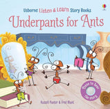 Listen and Learn Stories Underpants for ants-BuyBookBook
