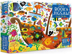 Under the Sea book and Jigsaw-BuyBookBook