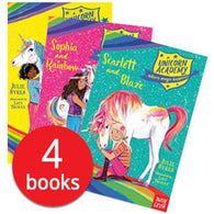 Unicorn Academy Collection (4 Books)-BuyBookBook