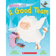 Unicorn and Yeti #02 A Good Team-BuyBookBook