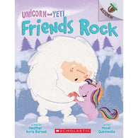 Unicorn and Yeti #03 Friends Rock-BuyBookBook