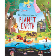Usborne Book of Planet Earth-BuyBookBook
