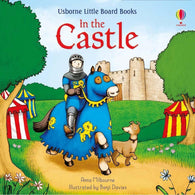 Usborne Little Board Books - In The Castle-BuyBookBook