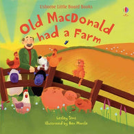 Usborne Little Board Books - Old MacDonald Had a Farm (QR Code)-BuyBookBook