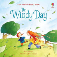 Usborne Little Board Books - The Windy Day-BuyBookBook