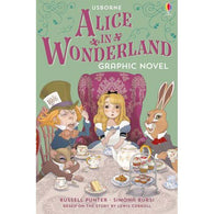 Alice In Wonderland (Graphic Novel)-BuyBookBook