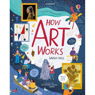 Usborne How Art Works-BuyBookBook