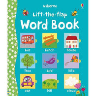 Usborne Lift-the-flap Word Book-BuyBookBook