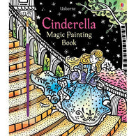 Usborne Magic Painting Cinderella-BuyBookBook