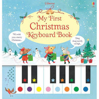 Usborne My First Christmas Keyboard Book-BuyBookBook