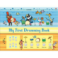 Usborne My First Drumming Book-BuyBookBook
