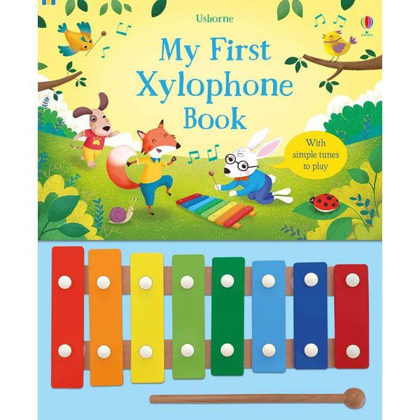 Usborne My First My Xylophone Book-BuyBookBook